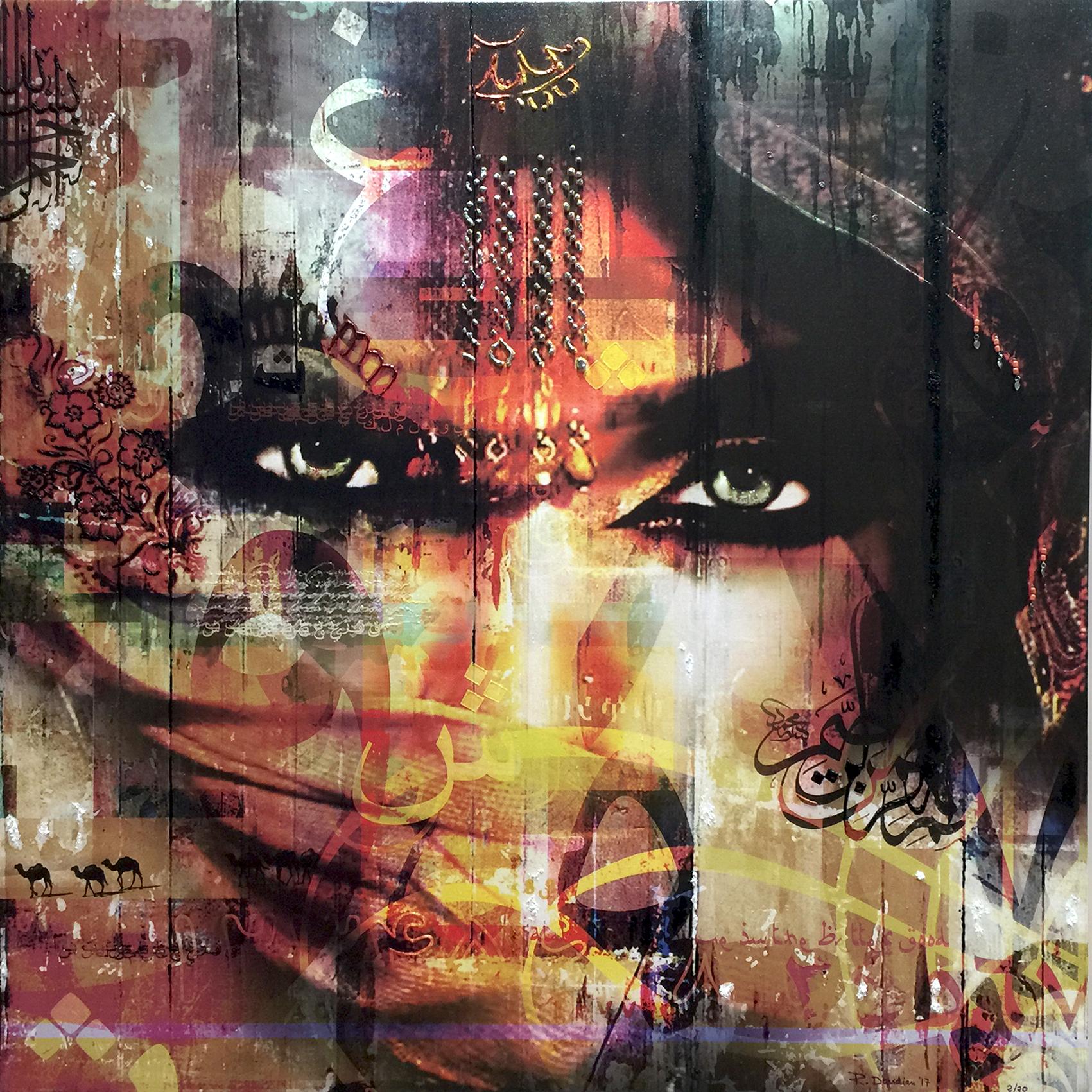 Veiled artwork by Robert Davidian - art listed for sale on Artplode