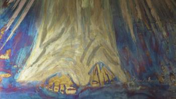 Merciful Jesus Misericordioso Jesus  artwork by Ricardo Lemos - art listed for sale on Artplode