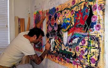 Todos Por Lapas Elements Of Pop Torture artwork by Franck de las Mercedes