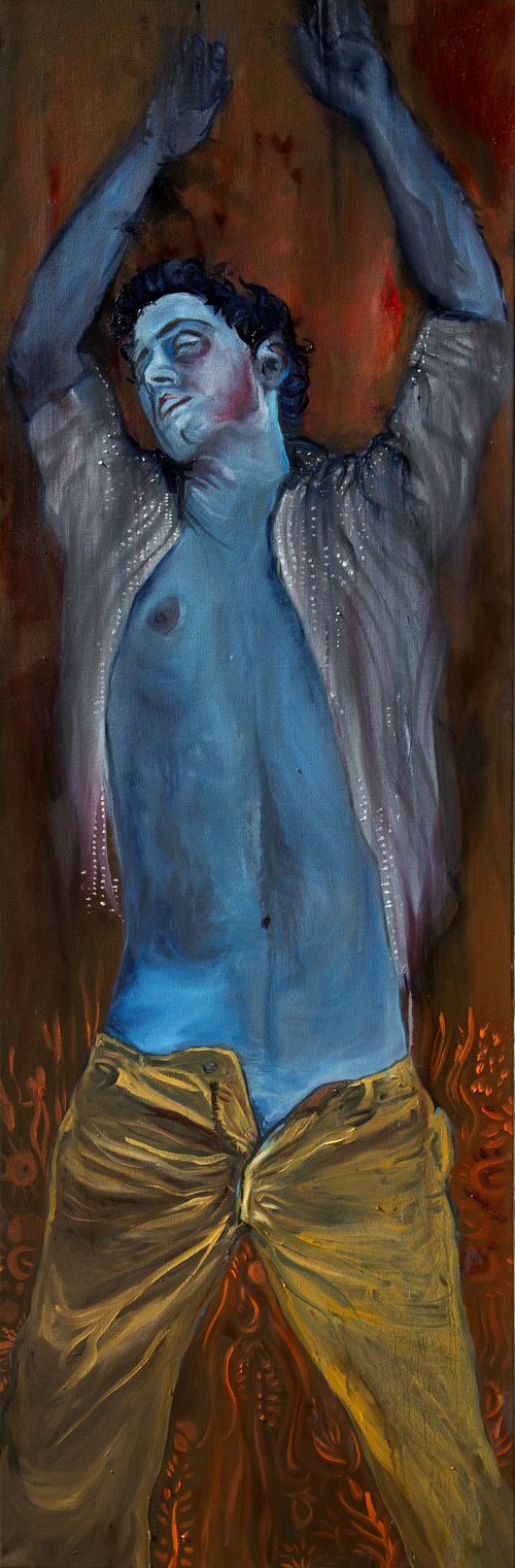 Untitled artwork by Andrew Pagana - art listed for sale on Artplode