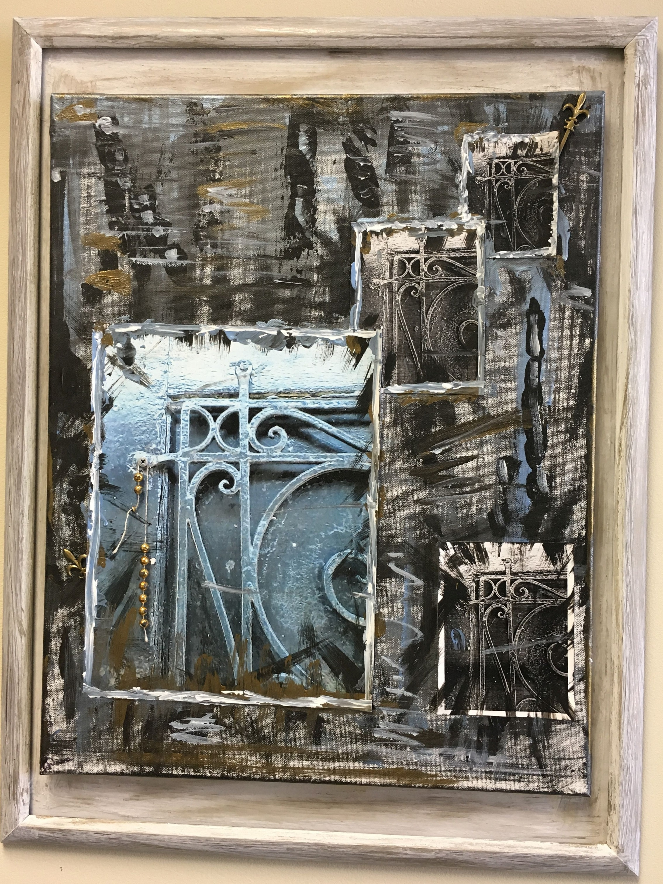 All That Remains artwork by Dana Lingerfelt - art listed for sale on Artplode