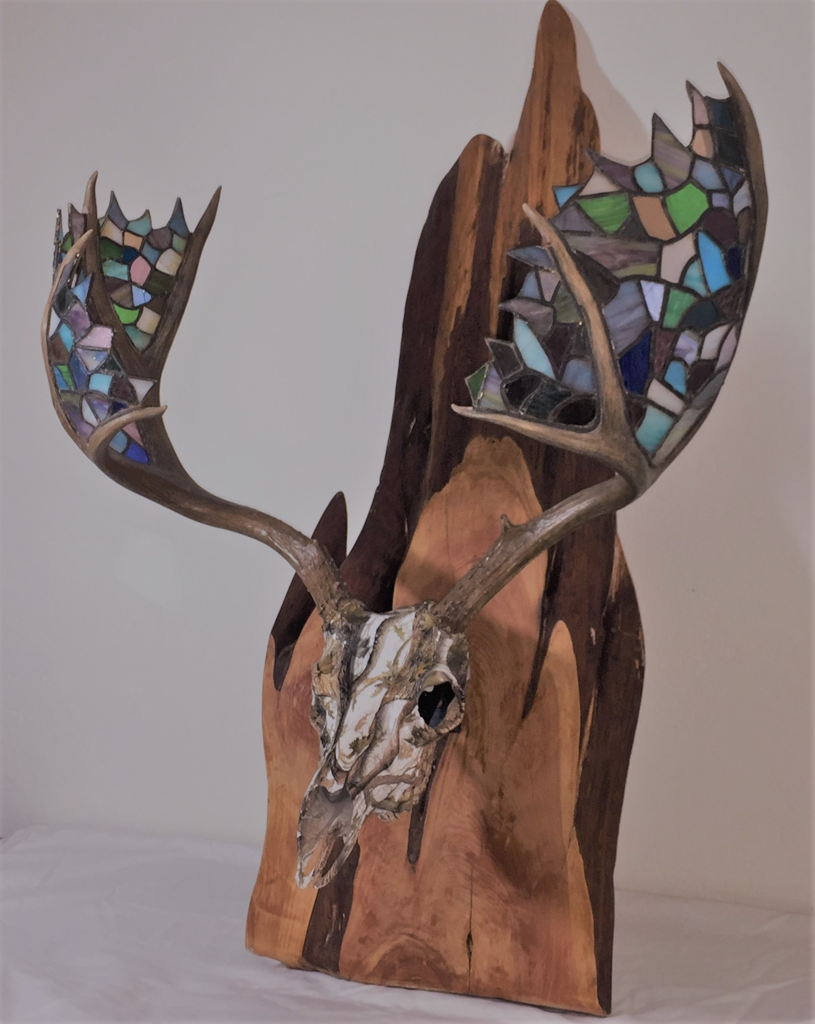 King of the Forests artwork by Alexander Buttrey - art listed for sale on Artplode