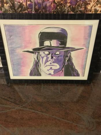 UNDEAD artwork by Prateek Tripathi - art listed for sale on Artplode
