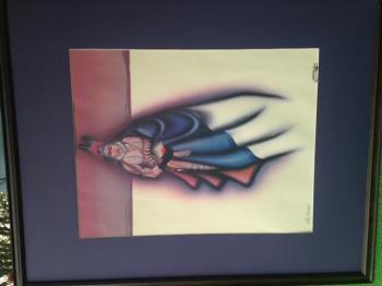 Healing Powers artwork by Robert Redbird Sr