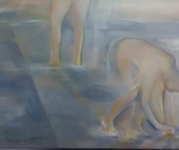 Illumination artwork by Narcissa Weatherbee - art listed for sale on Artplode