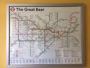 The Great Bear, art for sale online by Simon Patterson