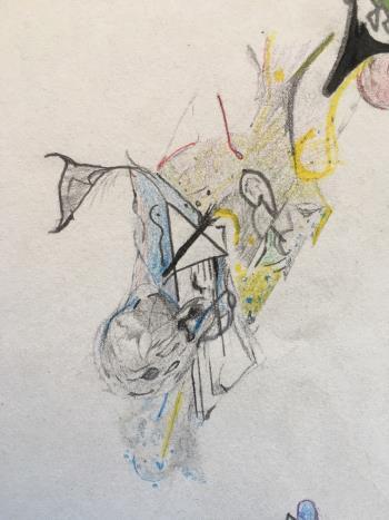 Details on MrSmackeys Death artwork by Sean