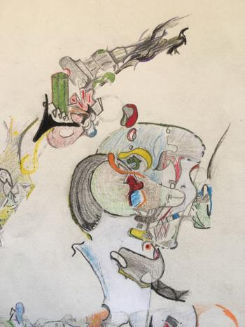 Details on MrSmackeys Death artwork by Sean - art listed for sale on Artplode