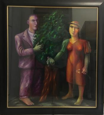 The Lovers, art for sale online by Neil Macpherson