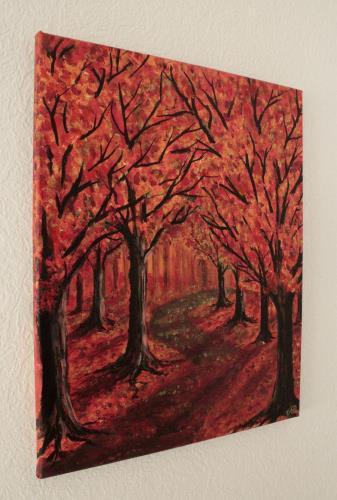 Autumn Impressions artwork by  Derkestai