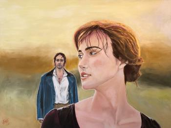 Pride and Prejudice, art for sale online by James Doss