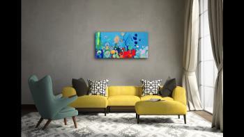 LOITERING AT 3 artwork by REBECCA DE FIGUEIREDO