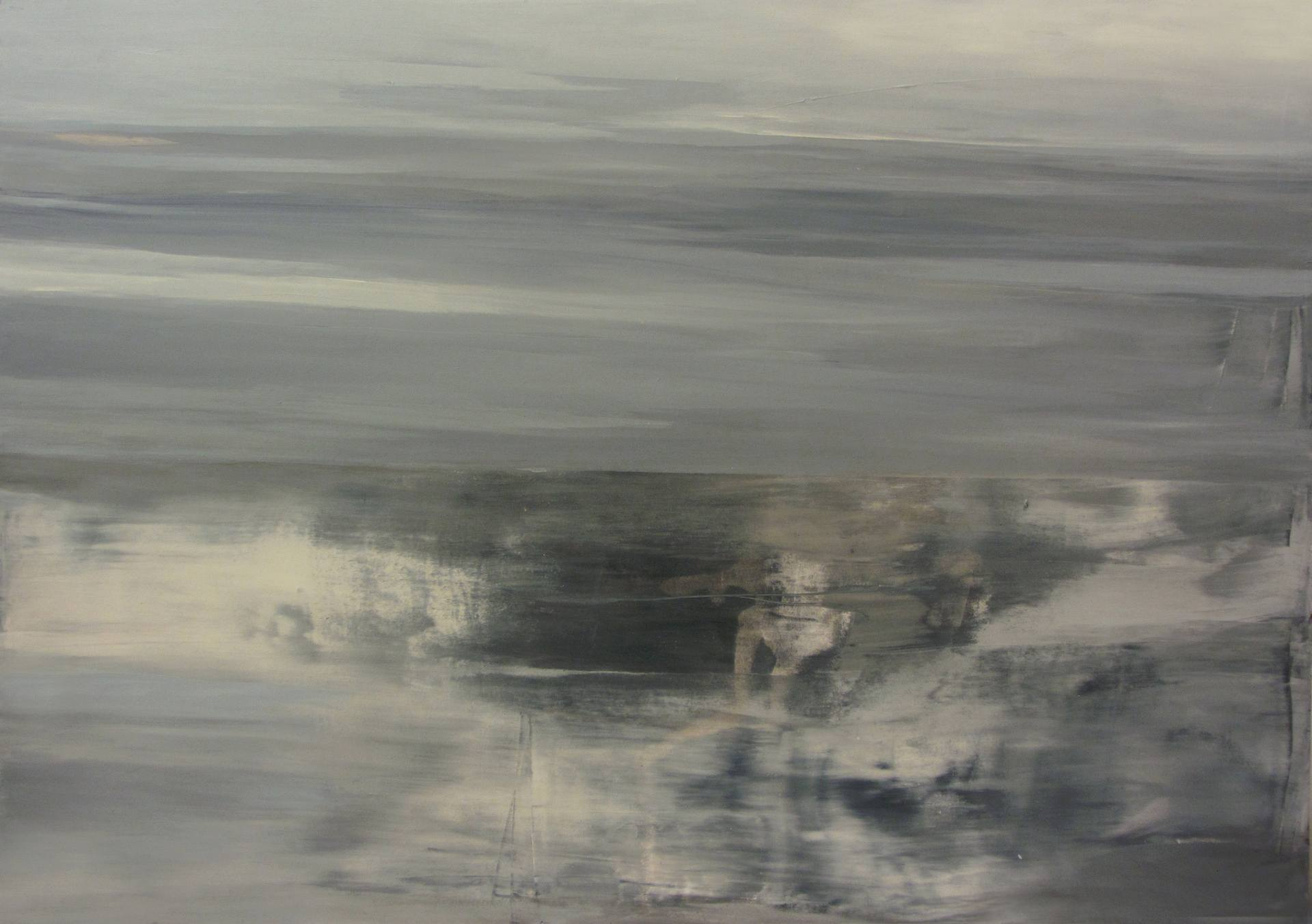Further Back and Faster artwork by Aleksandra Bouquillon - art listed for sale on Artplode