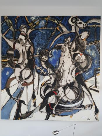 Untitled artwork by Mariano Rinaldi Goni MAO - art listed for sale on Artplode