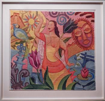 IMMORTAL WOMAN artwork by Irina Starks