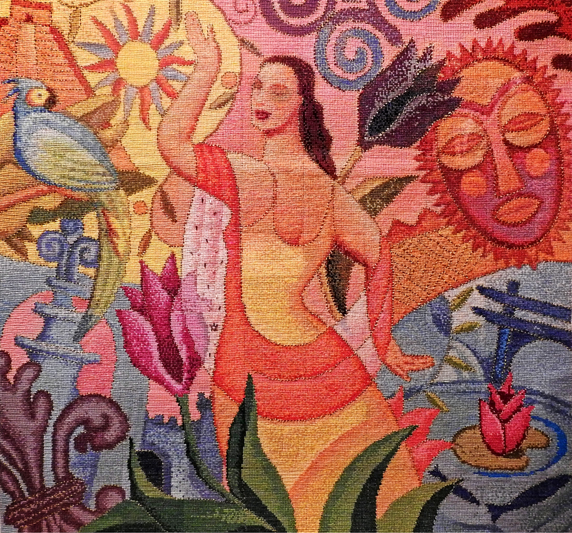 IMMORTAL WOMAN artwork by Irina Starks - art listed for sale on Artplode
