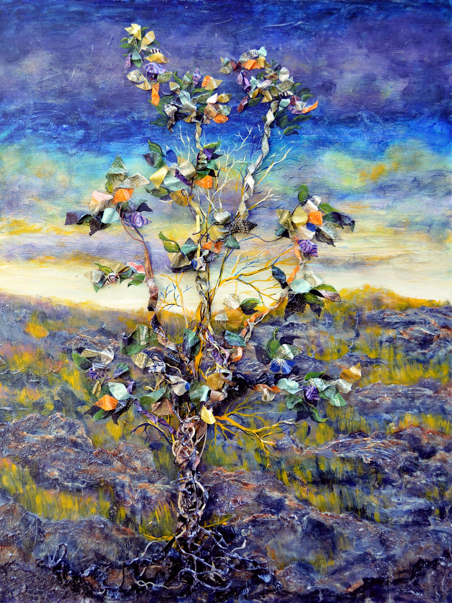 Hope artwork by Regina Valluzzi - art listed for sale on Artplode