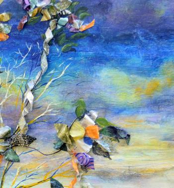 Hope artwork by Regina Valluzzi