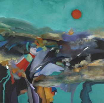 That Magic Place artwork by Jane Hargrave - art listed for sale on Artplode