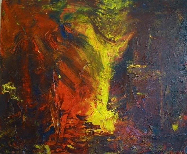 Untitled 1 artwork by Daniel Lendauer - art listed for sale on Artplode