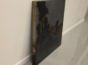 No 140 Acid on Steel artwork by Martha Varcoe Sturdy