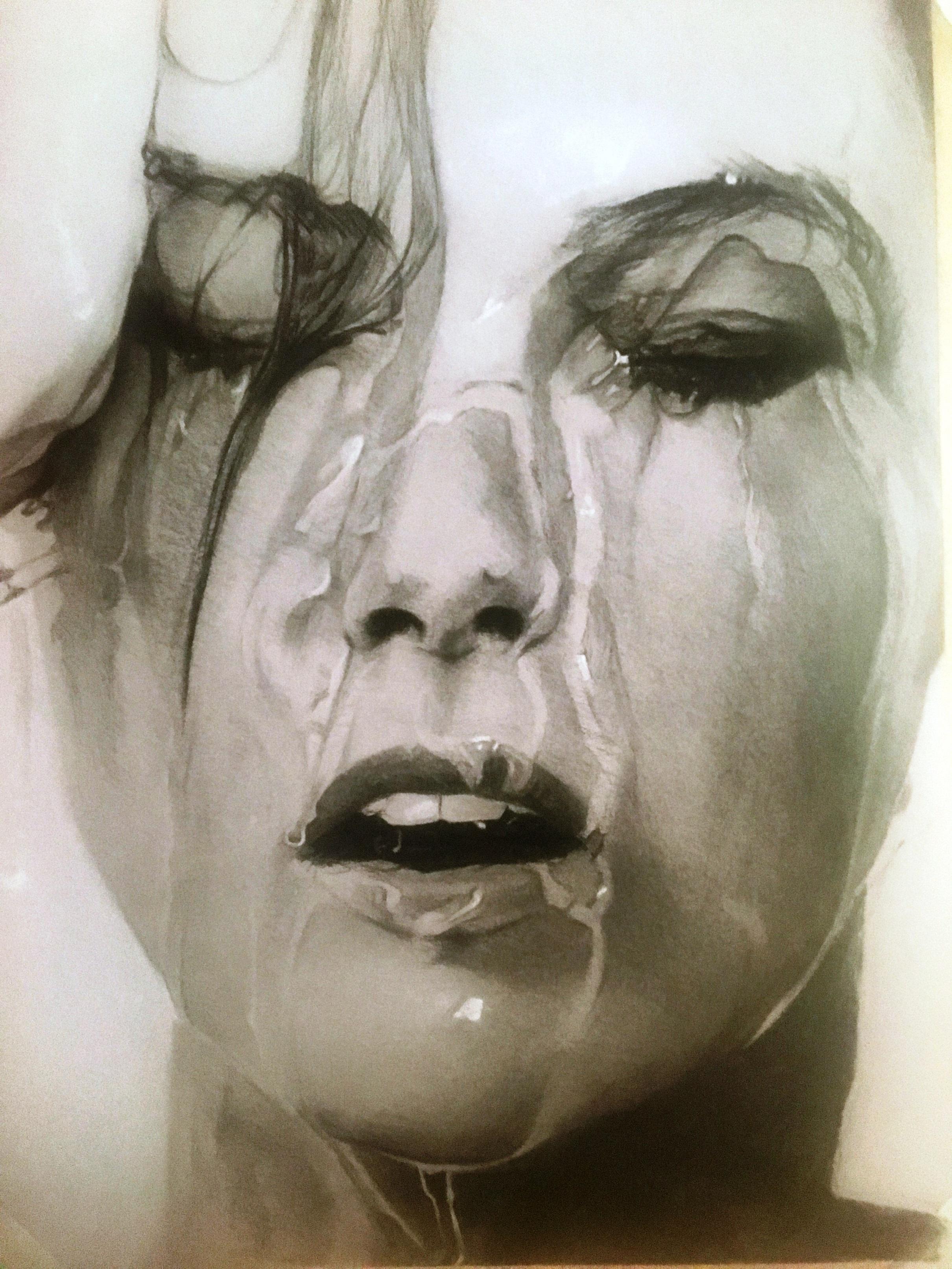 Running Water artwork by Jennifer Dahlberg - art listed for sale on Artplode
