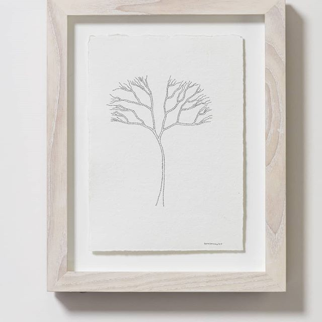 Love Trees artwork by Rachel Egan - art listed for sale on Artplode