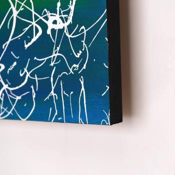 Dawn artwork by Rita Pattni