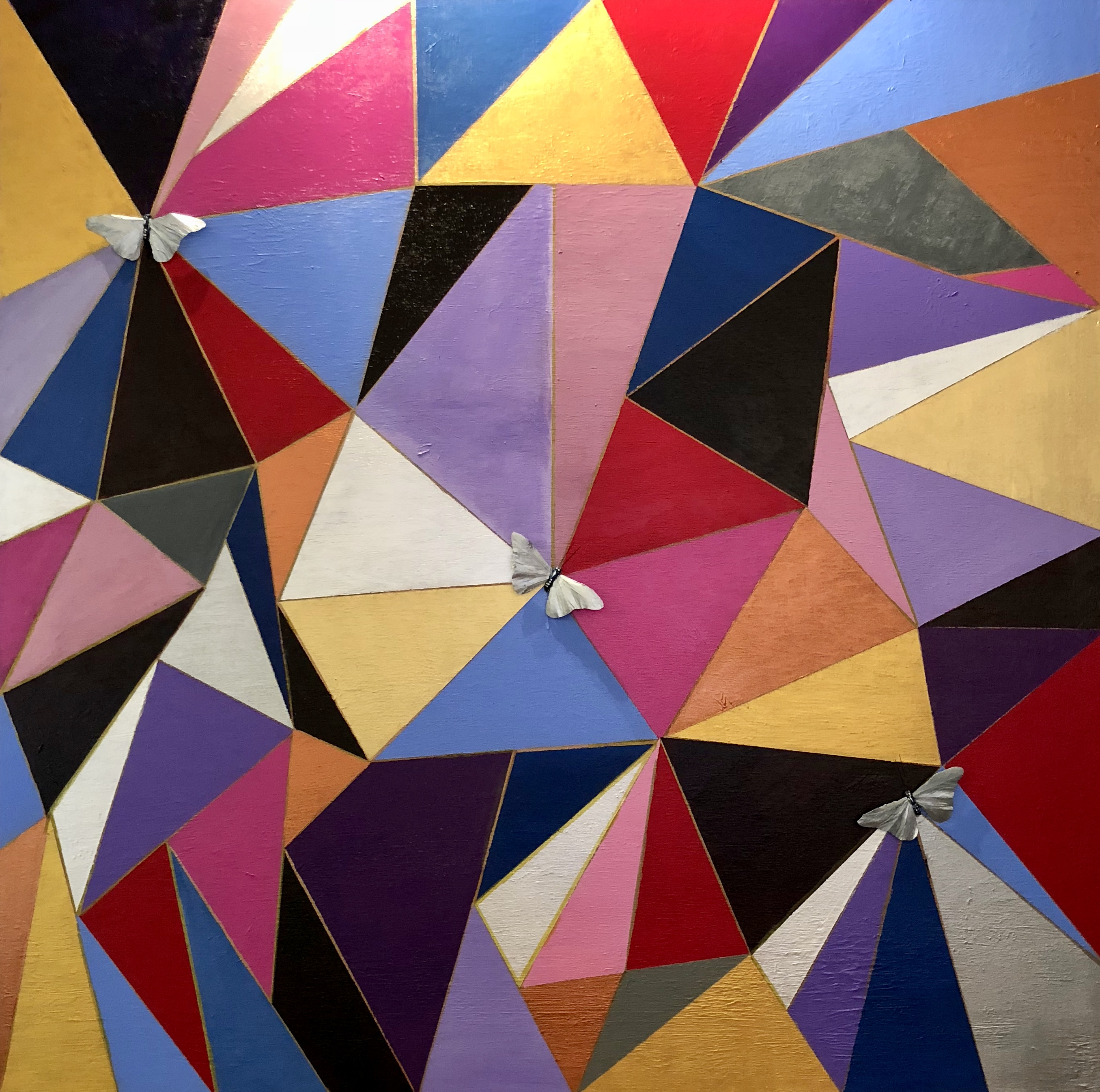 PRISM artwork by RENEE Guercia - art listed for sale on Artplode
