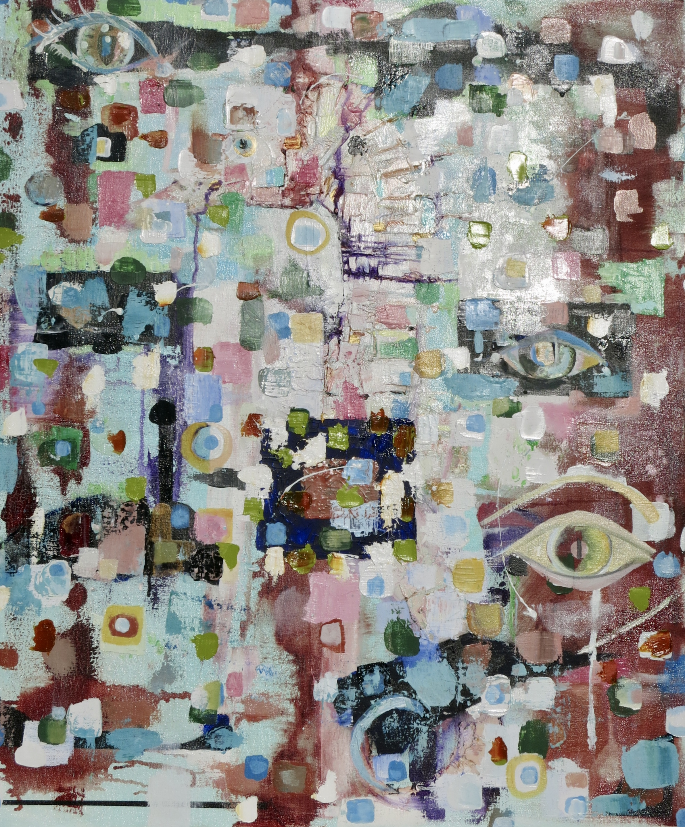 Escape artwork by Susan Proctor Hume - art listed for sale on Artplode