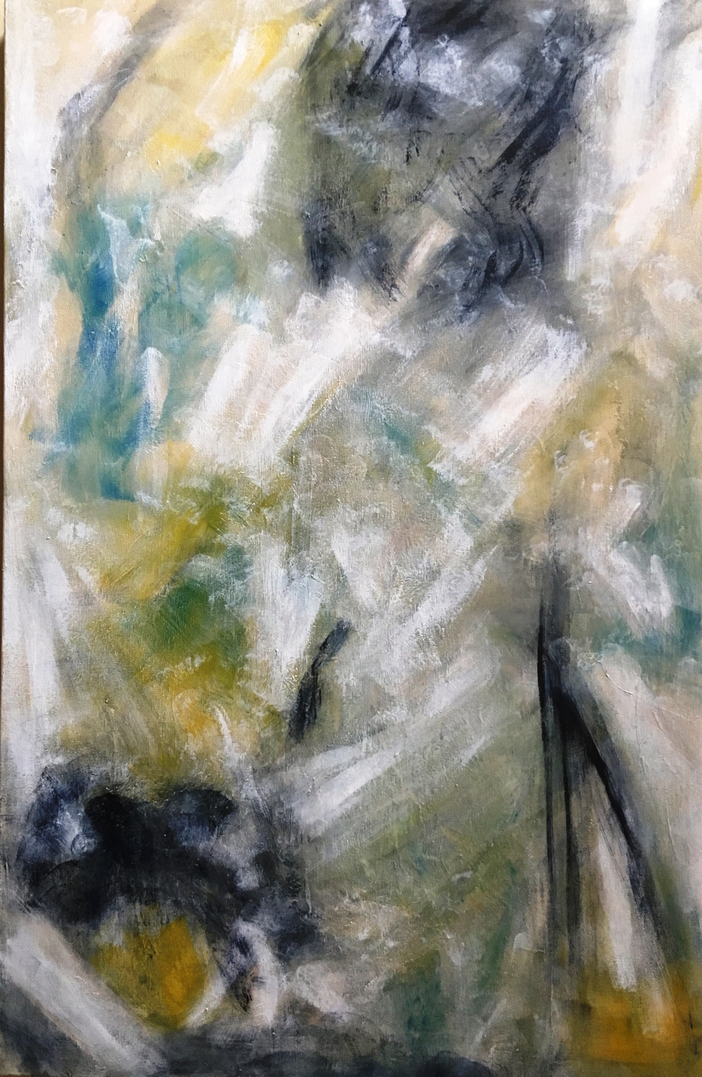 June Colors artwork by Susan Gray Decker - art listed for sale on Artplode