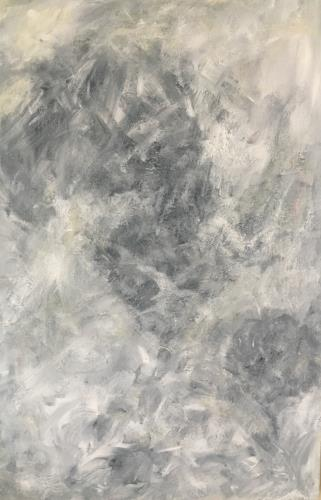 Clouds 2018, art for sale online by Susan Gray Decker