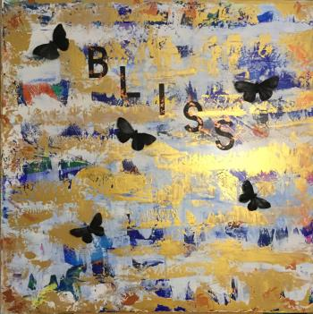 BLISS, art for sale online by Renee Guercia