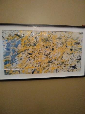 On the rocks artwork by Adam Clauser - art listed for sale on Artplode