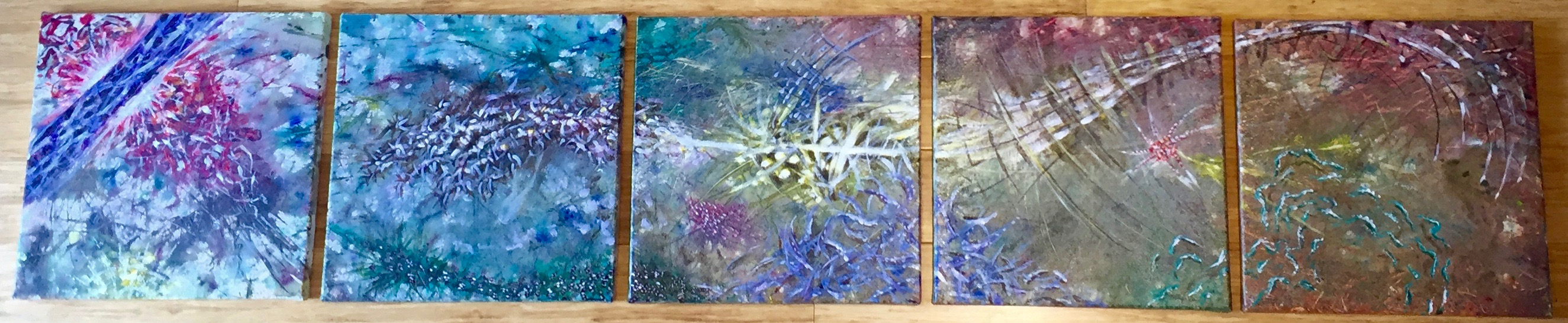Pandoras Cluster artwork by Joel Cleveland - art listed for sale on Artplode