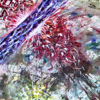 Pandoras Cluster artwork by Joel Cleveland