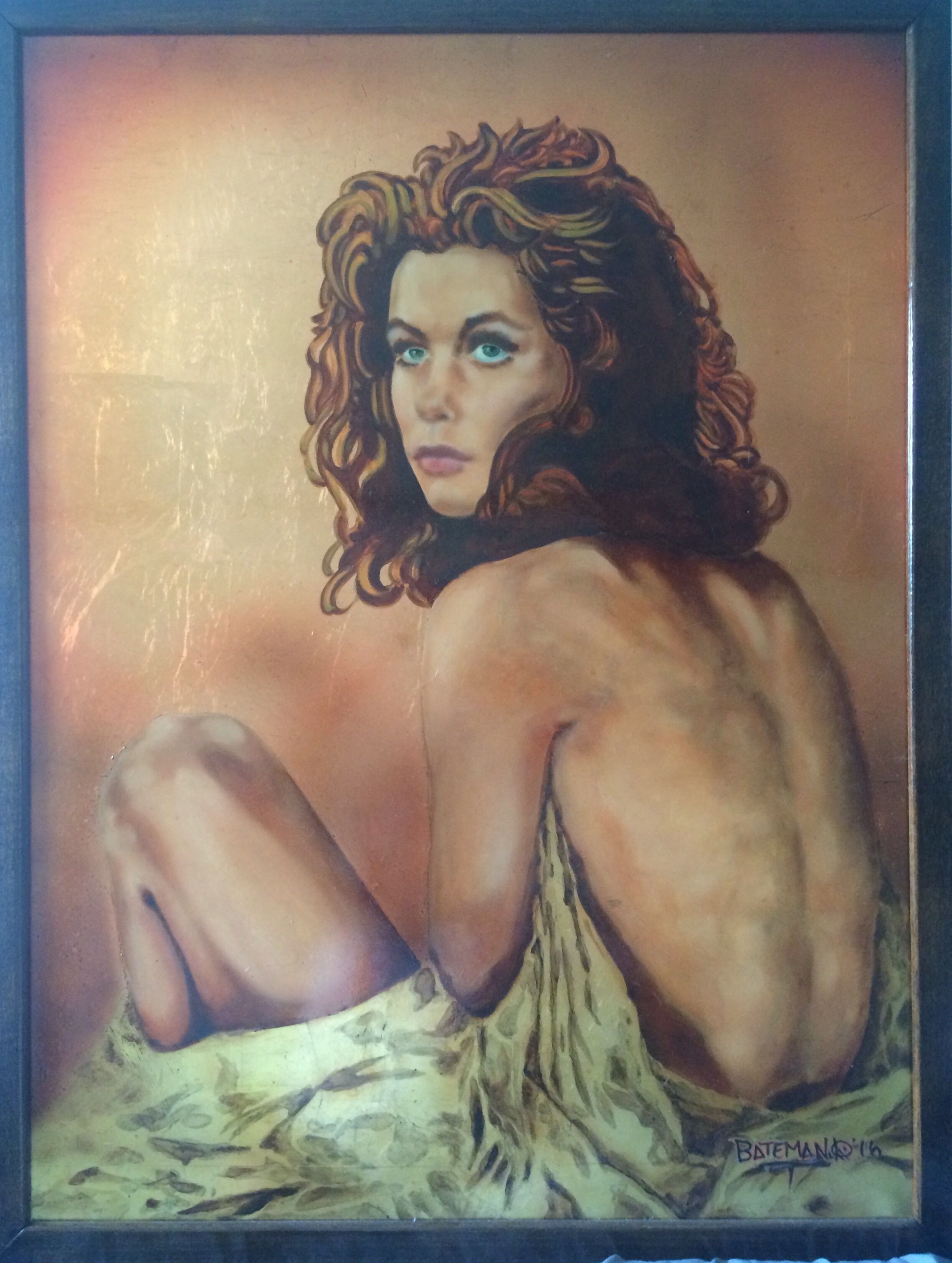 Elizabeth artwork by James Bateman - art listed for sale on Artplode