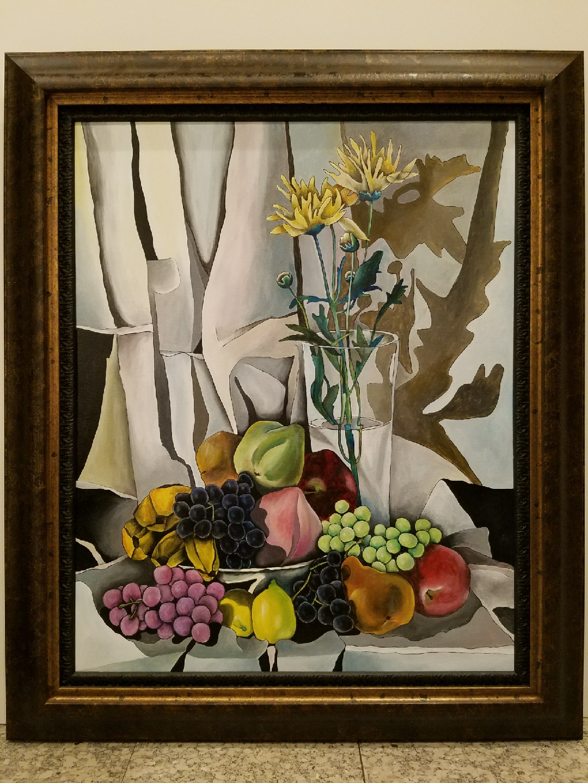 Wild Flower artwork by Jerzy Almi Tufman - art listed for sale on Artplode