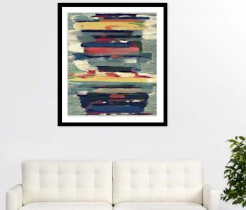 Elemental Layers artwork by Kathy Riley