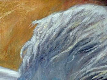 AMOROSO artwork by Rush Cole - art listed for sale on Artplode