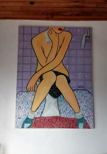 Reverie Intime artwork by Jean Louis HARTER - art listed for sale on Artplode