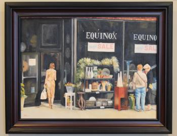 Equinox Mega Sale artwork by Ben Jurevicius
