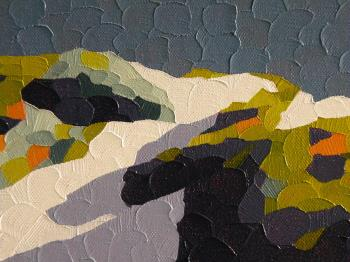 Dunes 2 artwork by Colin Madgwick - art listed for sale on Artplode