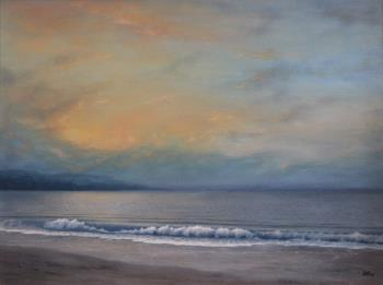 Calm Coast, art for sale online by Zigmars Grundmanis