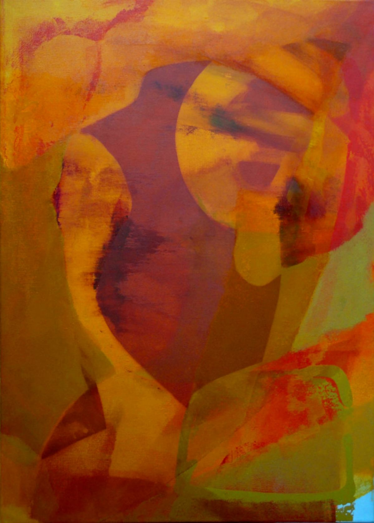 Uros Paternu 2013 Untitled 05 artwork by Uros Paternu - art listed for sale on Artplode