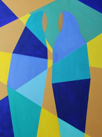Within  artwork by Dina Lutfi