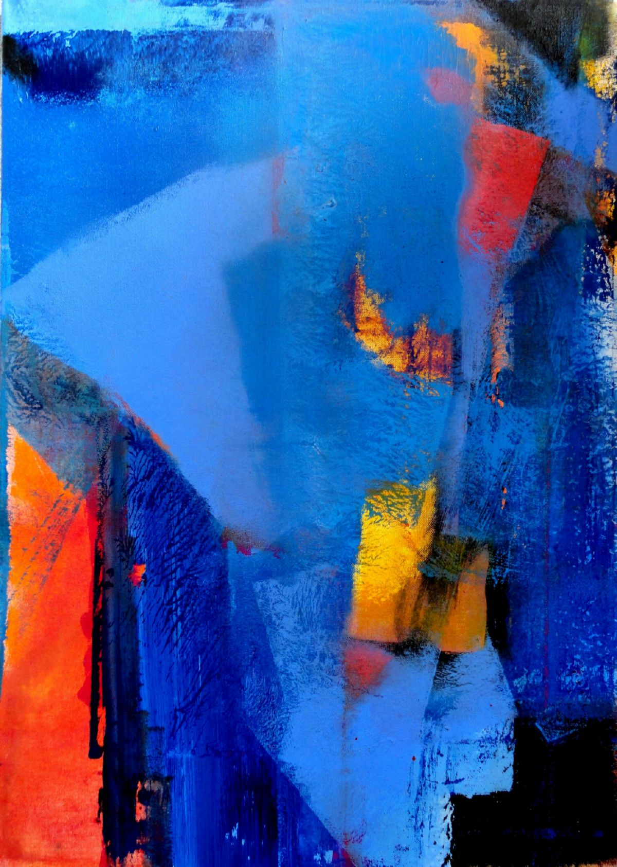 Uros Paternu 2013 Untitled 06 artwork by Uros Paternu - art listed for sale on Artplode
