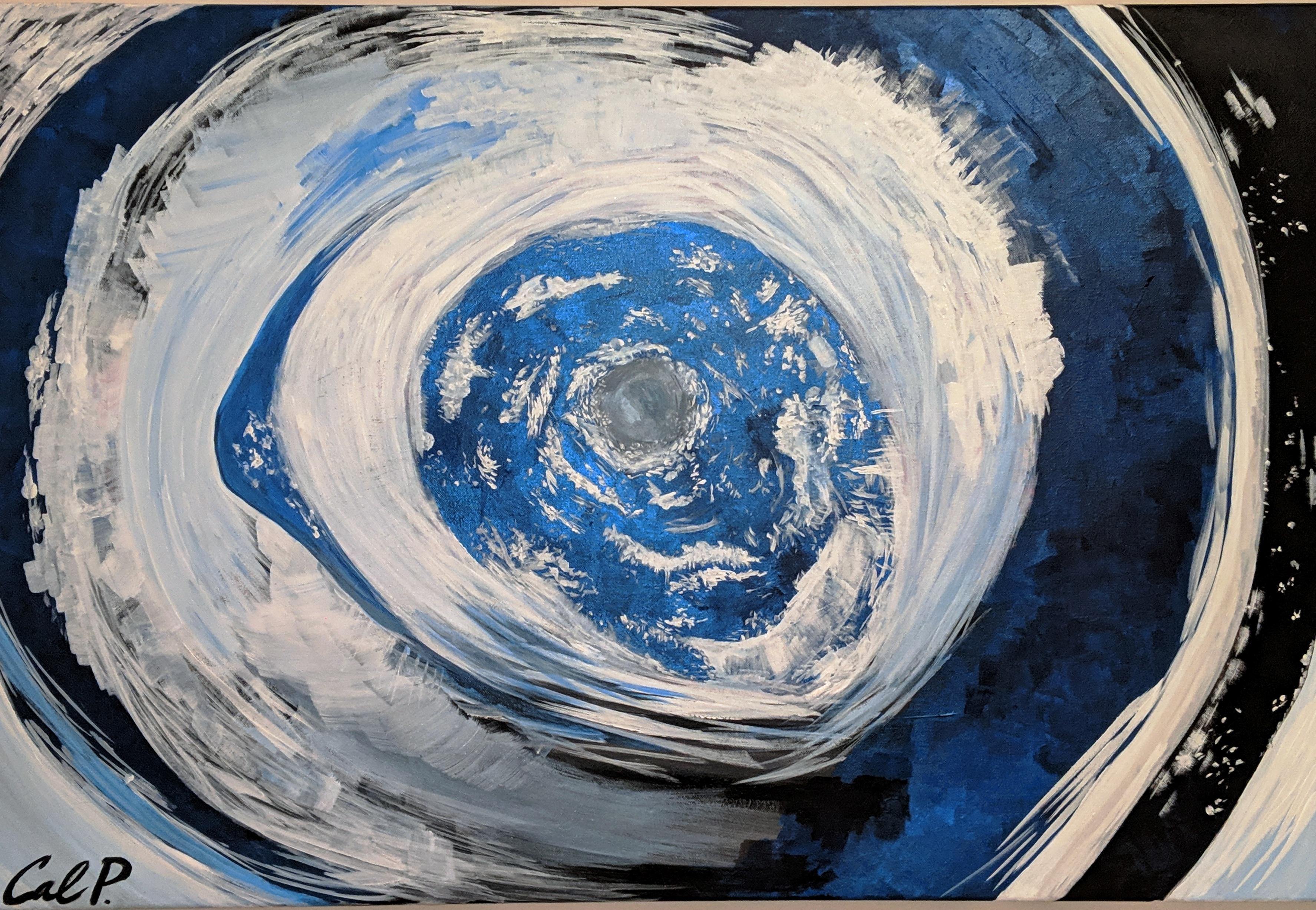 INFINITE artwork by Calli Pittman - art listed for sale on Artplode