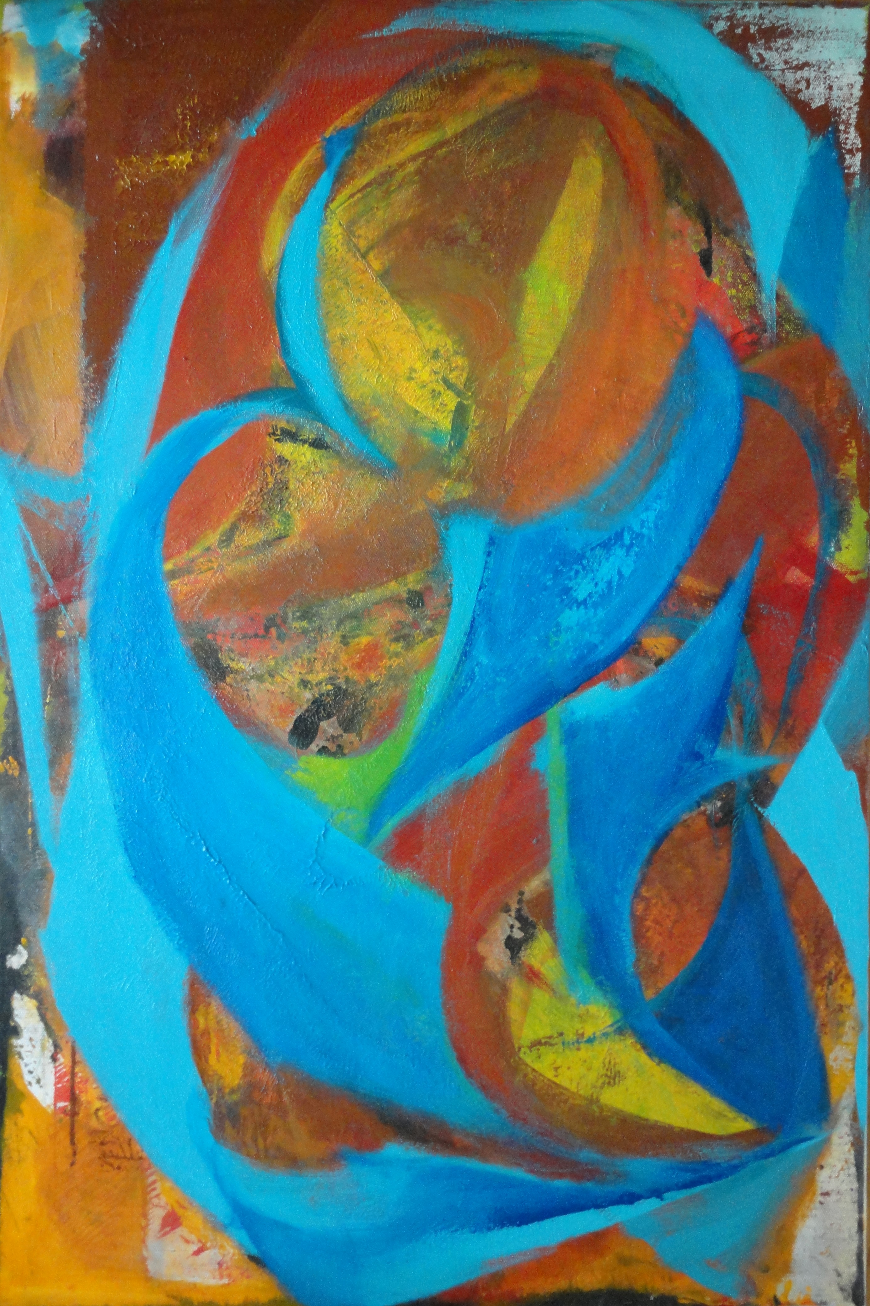Uros Paternu 1999 Untitled 09 artwork by Uros Paternu - art listed for sale on Artplode