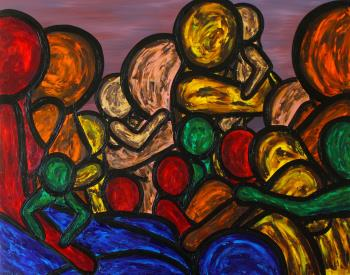 IN THE SUN, art for sale online by Francesco Ruspoli
